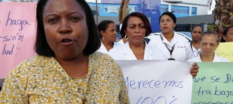enfermeras cabral y báez