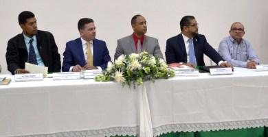 pacto gobernabilidad candidatos santiago
