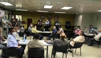 dificultades en cotejo actas municipio Santiago