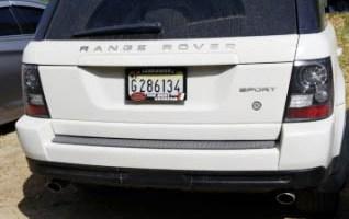 yipeta range rover robada