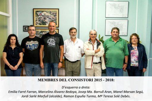 Constitució Ajuntament 2015