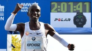 Atletas 2018 - Eliud Kipchoge - El Sol Latino