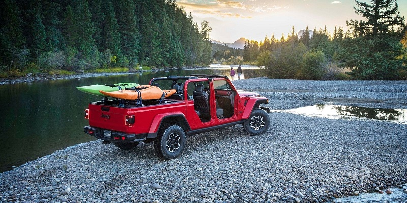 Jeep Gladiator Rubicon - El Sol Latino