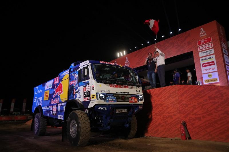 Rally Dakar 2019 - El Sol Latino