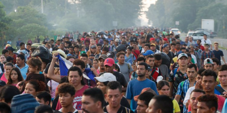 Migrants caravan - El Sol Latino