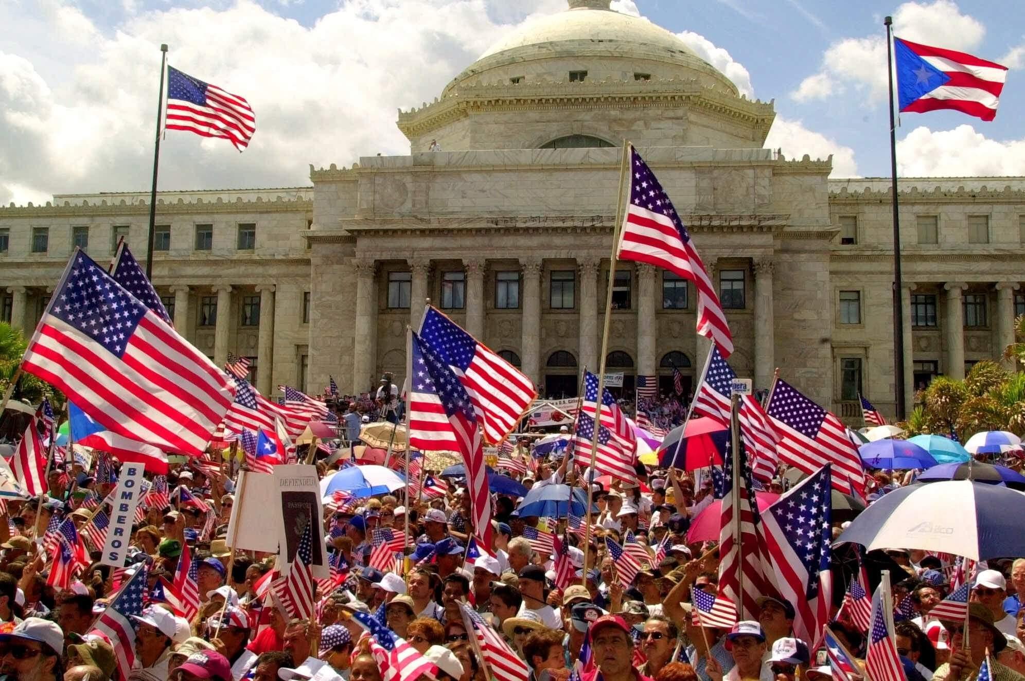 Estados Unidos Puerto Rico - El Sol Latino