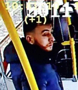 El hombre de origen turco que fue detenido por la policía. Foto: cortesía