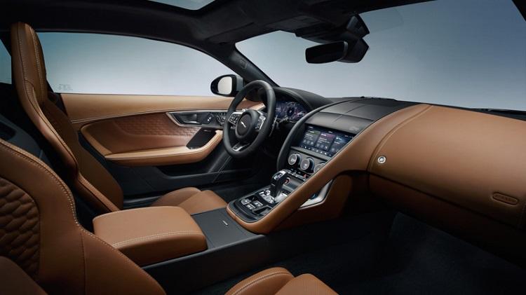 Jaguar F-Type para 2021 - El Sol Latino