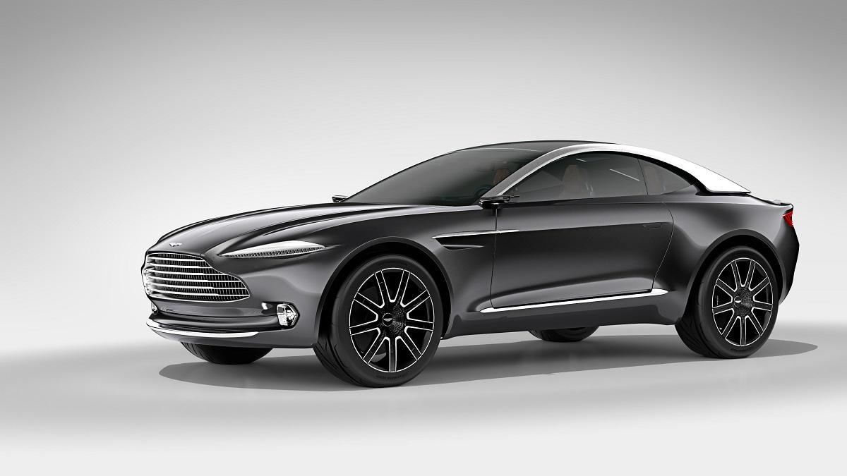 Aston Martin va a la F1 - El Sol Latino
