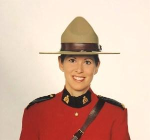 Agente de la Policía Real Montada del Canadá, Heidi Stevenson, asesinada mientras respondía a los ataques del pistolero. Foto cortesía