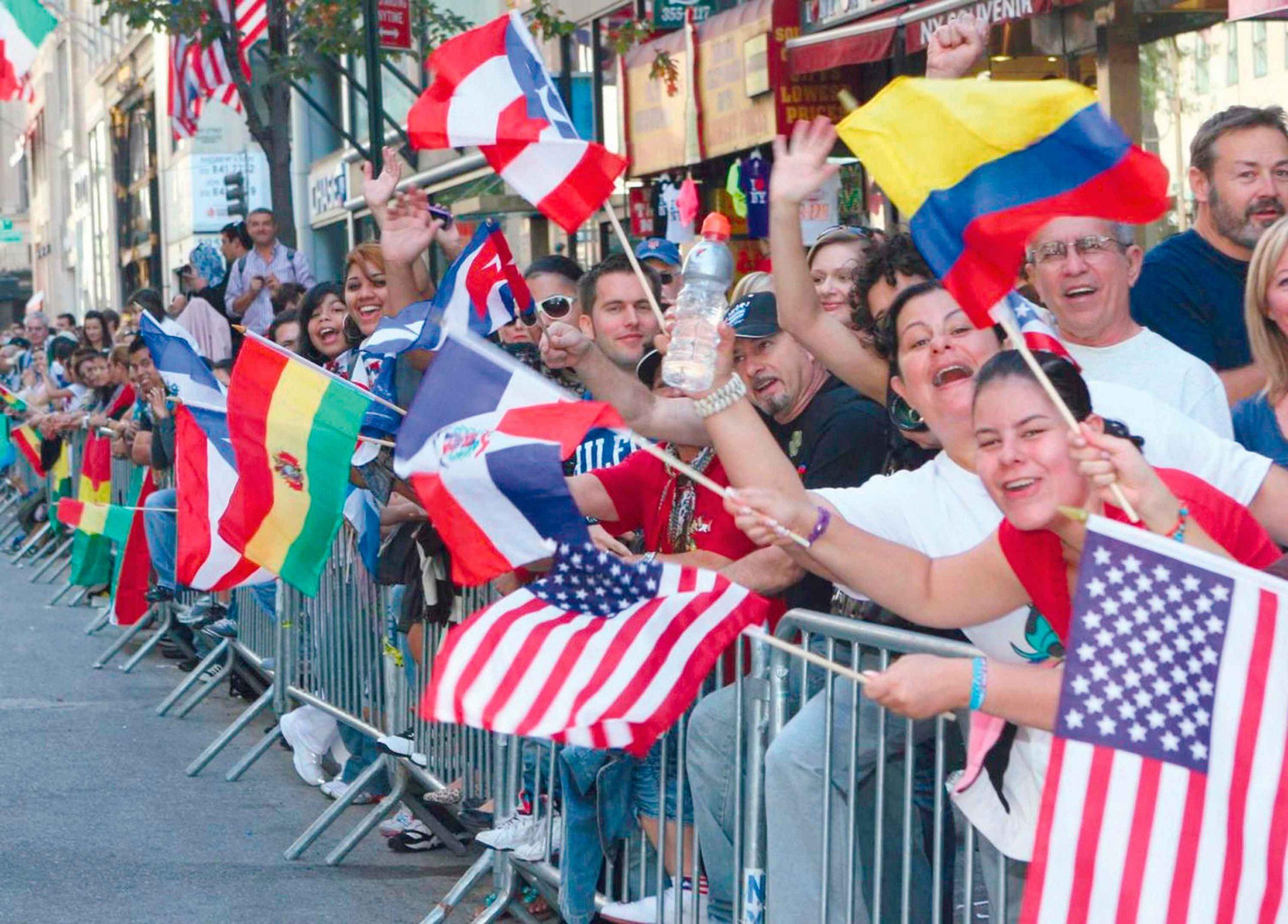 Inmigrantes latinoamericanos - El Sol Latino