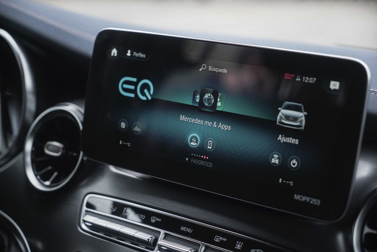 2022 Mercedes EQS - El Sol Latino