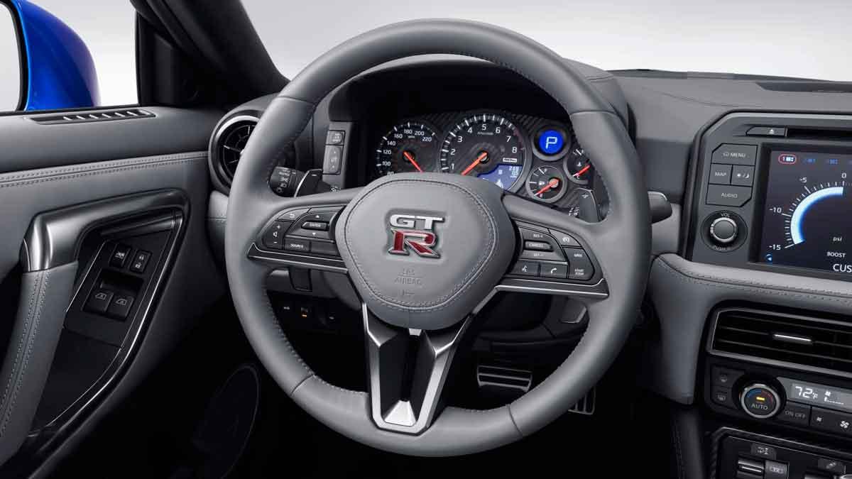 Nissan GT-R - El Sol Latino