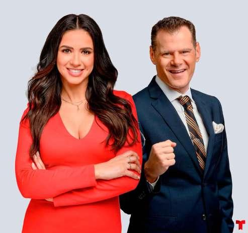 Telemundo Deportes - El Sol Latino