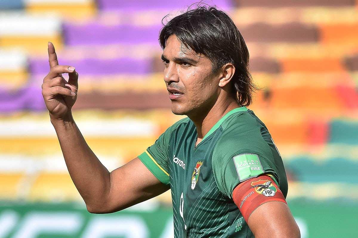 Marcelo Martins - Bolivia