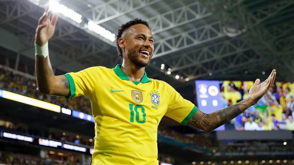 Neymar Júnior - Brasil