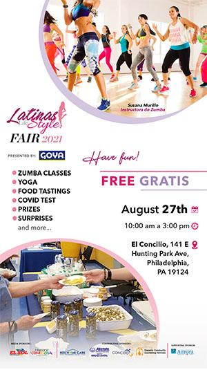 Latinas Life Style Fair 2021