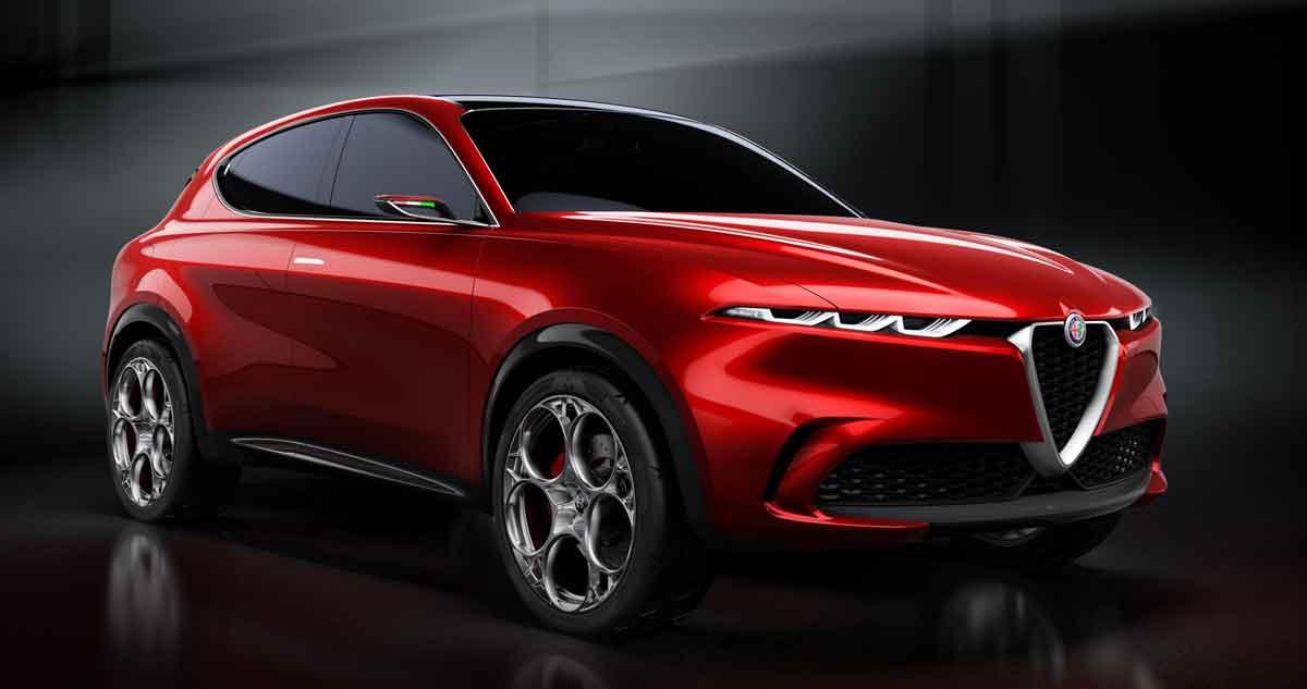 Alfa Romeo eléctrico 2027 - El Sol Latino