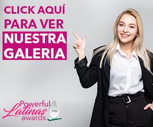 Powerful Latinas Awards