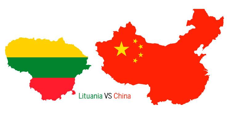 Lituania se enfrenta a China: ¿el tamaño importa?