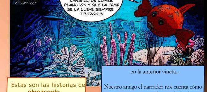 viñetas de comic 3. nemo y dory