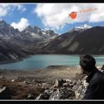 lago de Thonak. Lago Dudh Pokhari