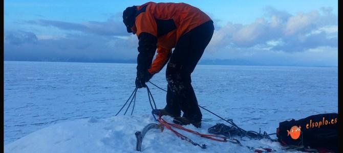 Aventura en Siberia 9. Explorando el Lago Baikal por Nochevieja
