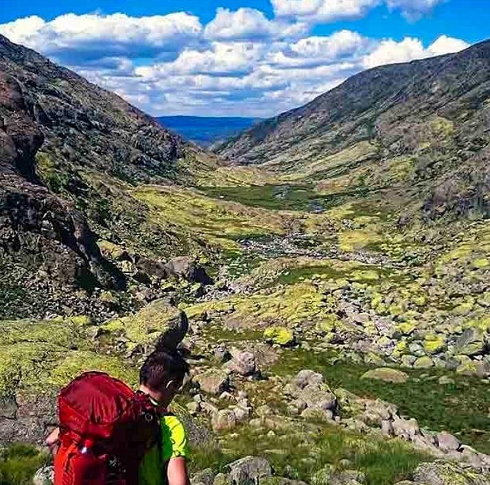 Turismo de Aventuras y la montaña
