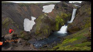 Un mundo de cascadas