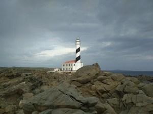 Faros de Menorca: Favaritx