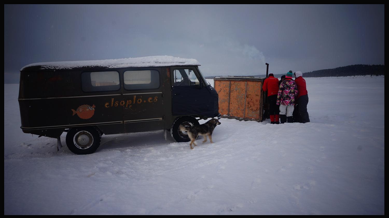 Locura causal en Ust Barguzin. Siberia