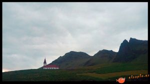 playas negras de Vik en Islandia