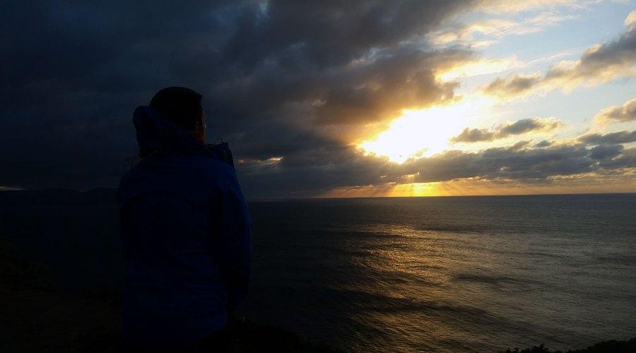Del Cantábrico al Atlántico 7. Hacia Estaca de Bares