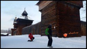 Museo etmológico Tatsy, Irkutsk