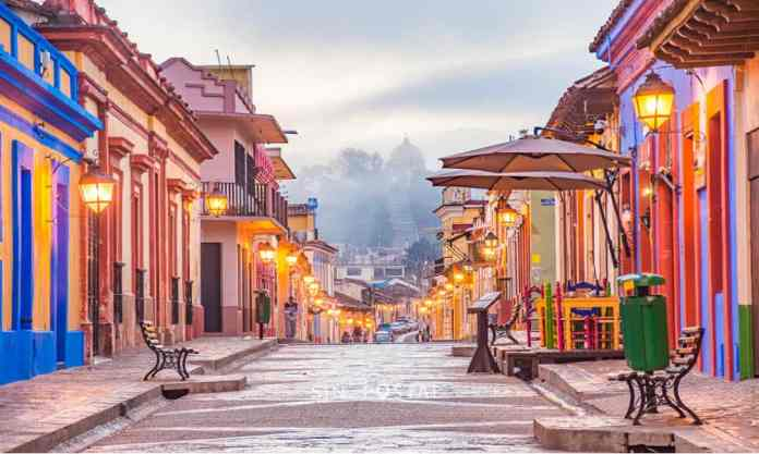 Visita en San Cristóbal de las Casas, pueblo que enamora   El Souvenir
