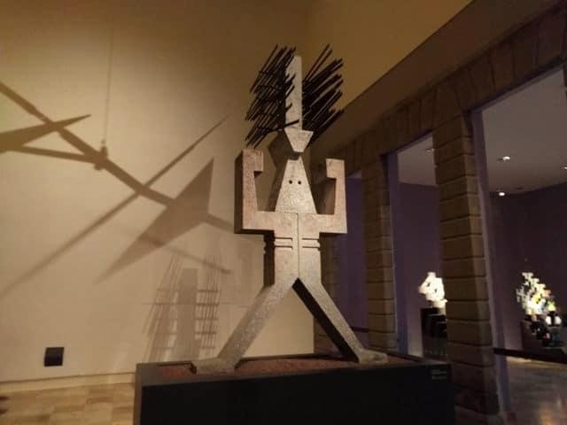museo federico silva el seor de los rayos  El Souvenir