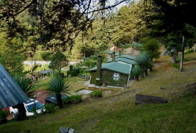 la Ruta de la Salud en los Azufres Michoacn