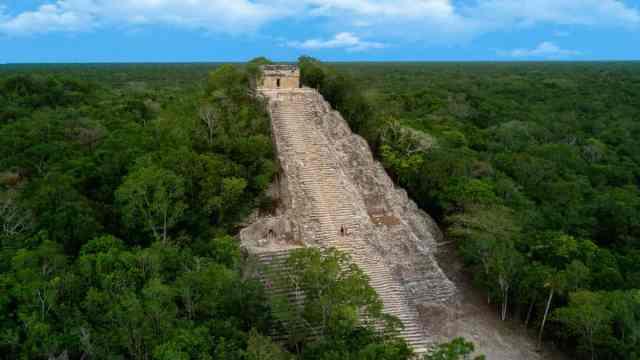 Ciudad maya Cobá en Quintana Roo, la ciudad imponente   El Souvenir