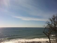 beach at Clayhead