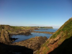 Towards the Giants Causeway