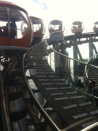 The highest cable car