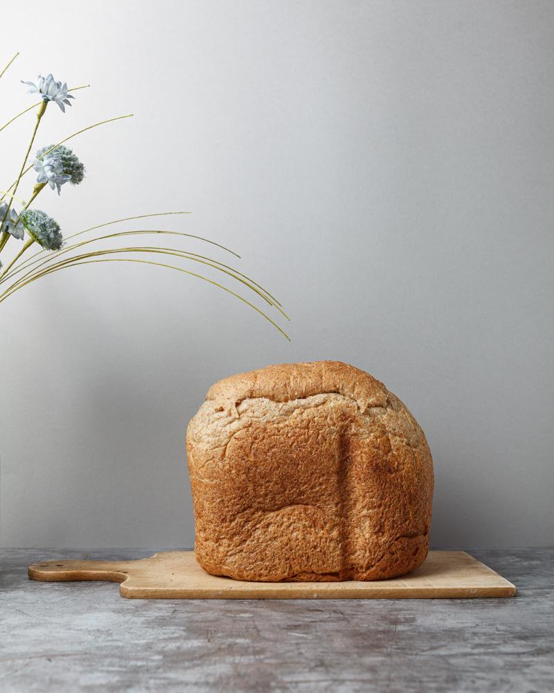 Oatmeal sandwich loaf