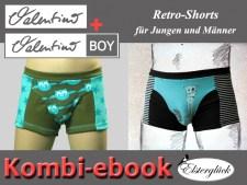 Valentino Schnittmuster ebook Unterhose