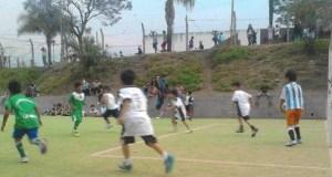 futbol infantil y handball