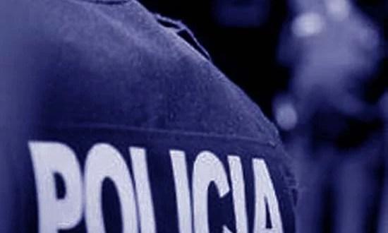 policia chaleco
