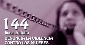 violencia genero linea 144