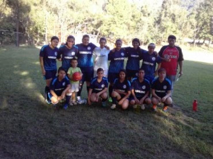 Equipo: Deportivo Contla