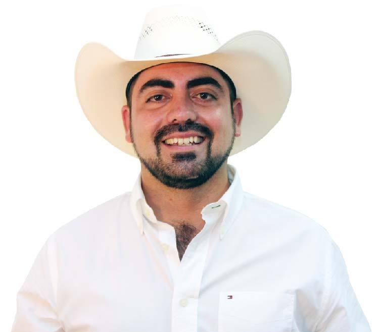 Carlos De la Torre, candidato del PRI