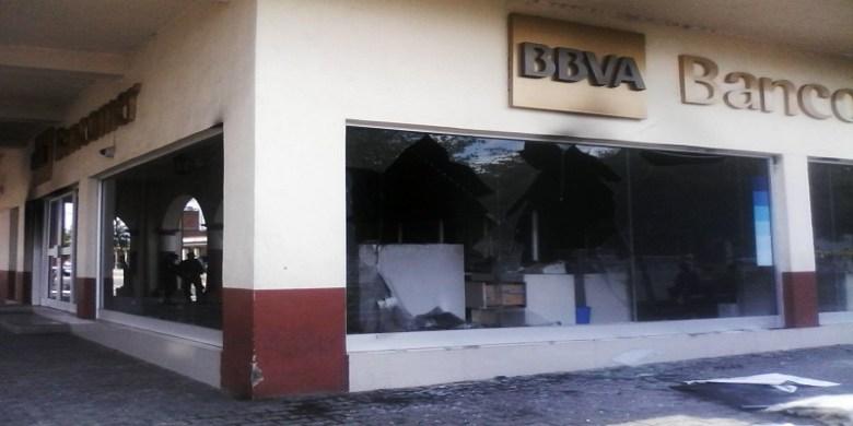 Recuento de daños en Tuxpan