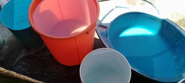 Escasez de Agua en Tuxpan